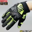 Street gloves Five SF3 black and neon yellow