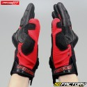 Street gloves Five SF3 black and red