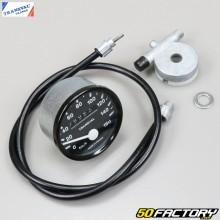 Velocímetro Peugeot 103 SP Transval 160 km / h