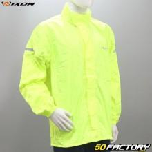 Capa de chuva Ixon Compact amarelo néon