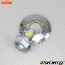 Tornillo del piñón de salida de la caja de cambios KTM SX 450, 505 y XC 450, 525