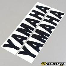 Aufkleber Yamaha schwarz 330x80mm (Satz 2)