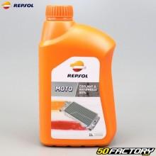 Liquide de refroidissement Repsol Moto Coolant & Antifreeze 50% 1L