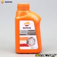 Liquide de frein DOT 5.1 Repsol Moto Brake Fluid 500ml