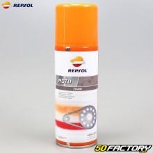 Lubrifiant chaîne Repsol Moto Chain 400ml