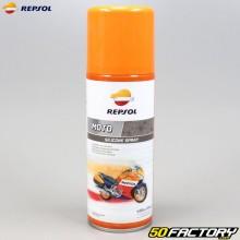 Rénovateur plastique Repsol Moto Silicone Spray 400ml