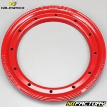 Rim Beadlock aluminium 9 inches Goldspeed  red