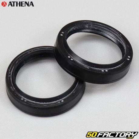 Joints spi de fourche 43x55x11/14mm Aprilia RSV 1000, Ducati Monster S 1100... Athena