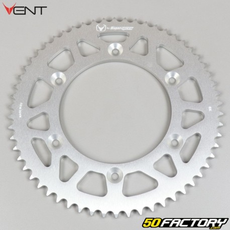 Couronne 58 dents alu 428 origine Vent Baja, Derapage 50, 125...