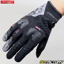 Gloves trail Five TFX-3 Airflow black and gray