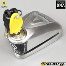 Bloqueio de disco anti-roubo aprovado para Seguro SRA Auvray DK-14 aço inoxidável