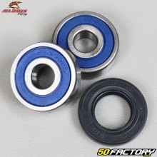 Front wheel bearings and oil seal Yamaha PW 50 All Balls
