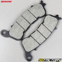 Honda SH 125 organic front brake pads, Burgman 125 ... Braking