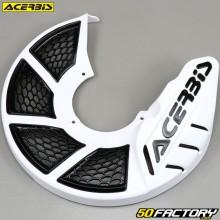 Front brake disc protector Ø280mm Acerbis X-Brake 2.0 white and black