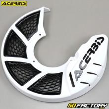 Front brake disc protector Ø245mm Acerbis X-Brake 2.0 white and black