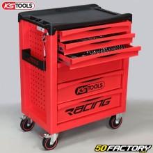 Servante KS Tools Racing 6 tiroirs (équipée de 184 outils)