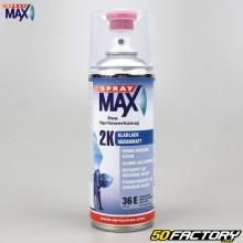 Professional quality satin varnish with Spray Max hardener 2ml
