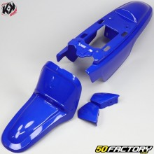 Kit de carenagens Yamaha PW 50 Kutvek azul