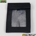 Pochette spéciale enduro pour housse de selle Bud Racing noire