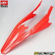 Carenado trasero colín Beta RR Enduro, Biker 50 (desde 2021) rojo
