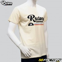 Tee-shirt Restone coast sable