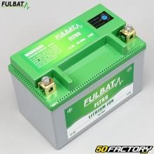 Batteria Fulbat FLTX9 12V 3Ah litio Piaggio Zip, Sym Orbit, Xmax, Burgman ...