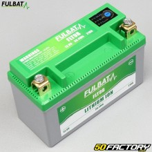 Batteria Fulbat FLT9B 12V 3Ah Lithium MBK Evolis,  Yamaha Tmax...