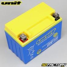 Battery Unit YTX9-BS 12V 9Ah gel Piaggio Zip,  Sym Orbit,  Xmax,  Burgman...