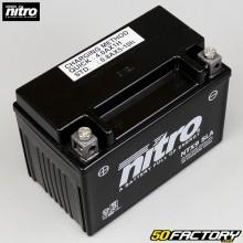 Batterie Nitro NTX9 12V 8Ah gel Piaggio Zip, Sym Orbit, Xmax, Burgman...