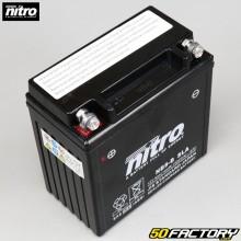 Batterie Nitro NB9-B 12V 9Ah gel Piaggio Liberty, Aprilia SR, Honda CM 125...