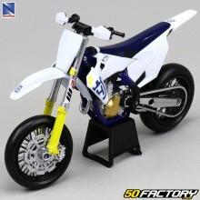 Motocicleta en miniatura Husqvarna FS 1 Nuevo Ray