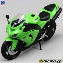 Motocicleta en miniatura Kawasaki Ninja ZX-1 R Nuevo Ray