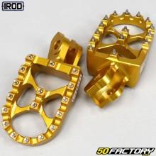 Footrest Suzuki RM-Z 250 and 450 (since 2010) Irod gold