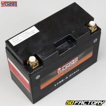 Batterie Power Thunder YT9B-4 12V 8Ah acide sans entretien Yamaha Xmax, Majesty, XT...