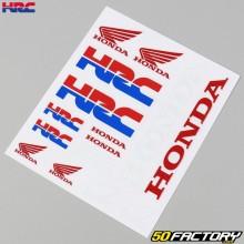 Adesivos Honda HRC 13.5x16cm (tabuleiro)