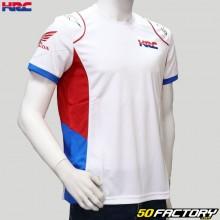 Camiseta branca Honda HRC