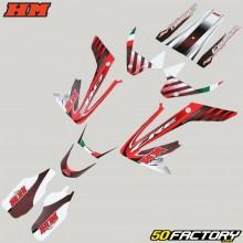 Décoration kit HM CRE Baja 50 red