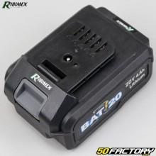 Batería 20V 4Ah Ribimex R-BAT 20