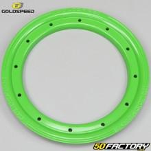 Banda de llanta Beadlock de aluminio 10 pulgadas Goldspeed Verde
