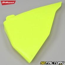 Airbox cover KTM SX, SX-F ... 125, 150, 250 ... (since 2019) Polisport fluorescent yellow