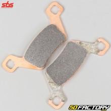 Sintered metal brake pads Kymco MXU 500, 550, 700 SBS Racing