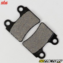 Organic brake pads Beta REV3 125, 200, Gas Gas Pampera 250 ... SBS