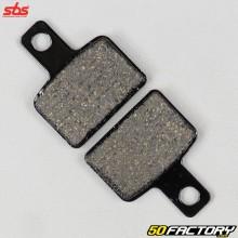 Organic brake pads Beta Evo 80, 125, 250 ... SBS