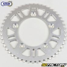 Corona 48 denti in alluminio 420 Husqvarna CR, TC 65, KTM SX 60, 65 ... Afam