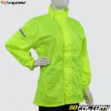 Women's rain jacket Ixon Compact neon yellow