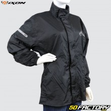 Ixon Compact women's black rain jacket