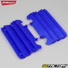 Grades do radiador Yamaha YZ 125, 250 (desde 2005) Polisport azul