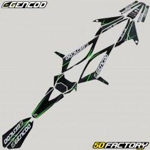 Deko-Kit Beta RR 50 (ab Bj. 2021) Gencod Evo grün