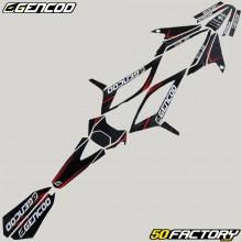 Deko-Kit Beta RR 50 (ab Bj. 2021) Gencod Evo rot