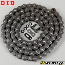 Cadena reforzada 520 (juntas tóricas) 112 Enlaces DID VX3 gris